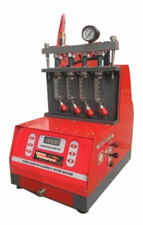 General Service Equipments INJECTOR CLEANER (TF-400)