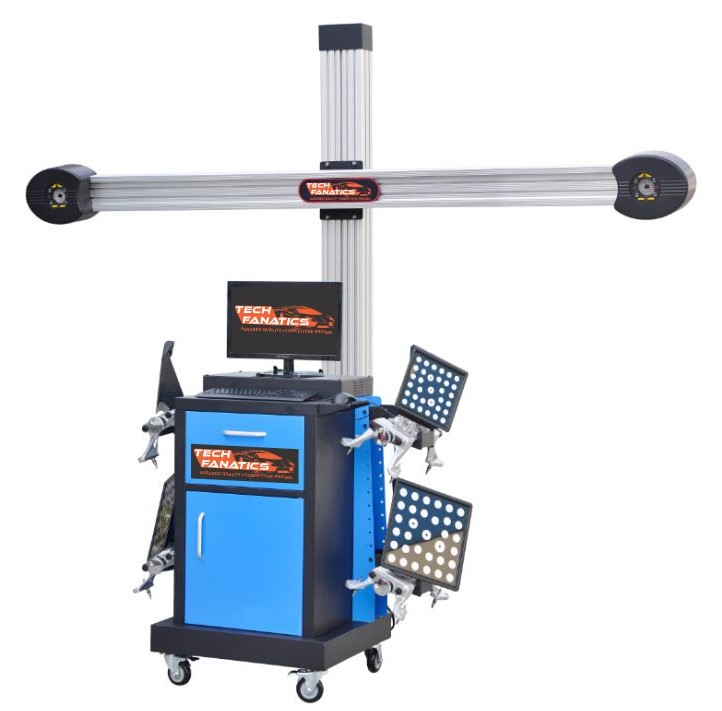 Tyre Care Equipments ULTRATRONIC V3D-7000