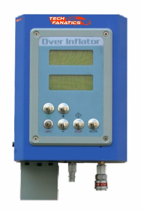 Tyre Care Equipments TYRE INFLATOR (TF-2200)