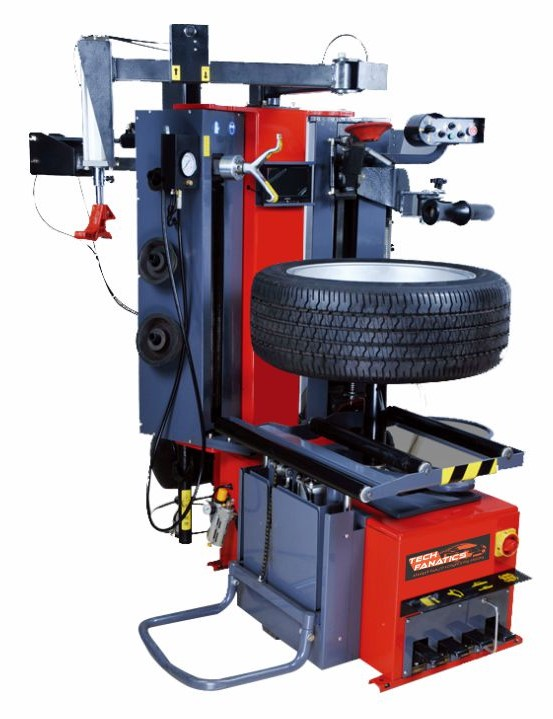 Tyre Care Equipments TYRE CHANGER (TF-3800)
