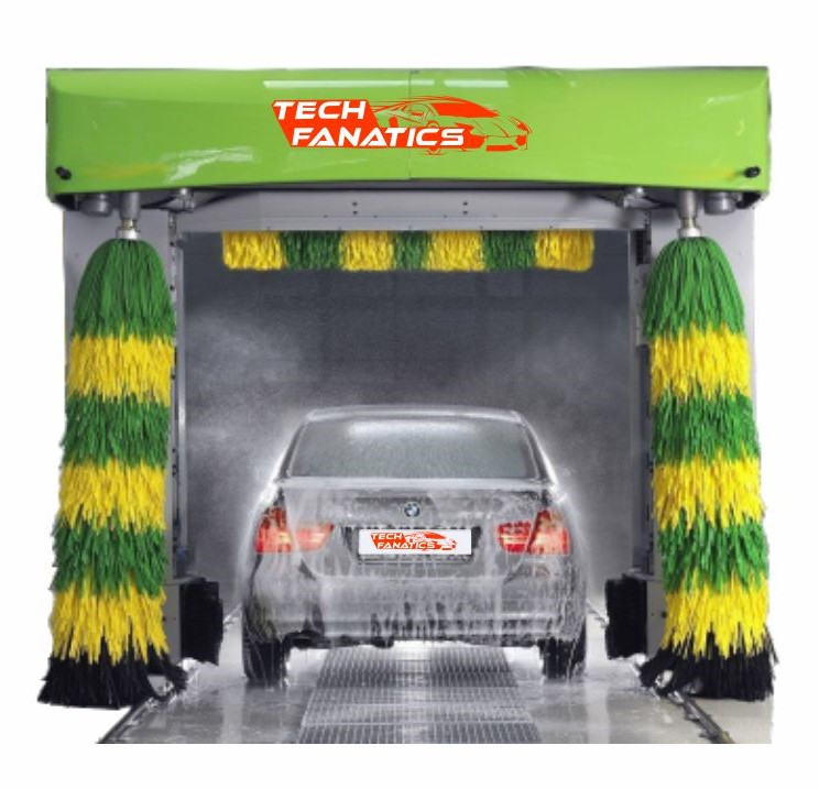 Washing & Dry Clean Equipments AUTOMATIC CAR WASHER (TF-4000)