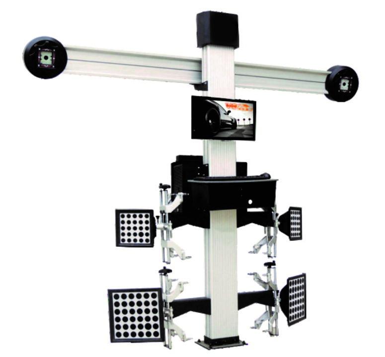 Tyre Care Equipments V3D-5000 EL
