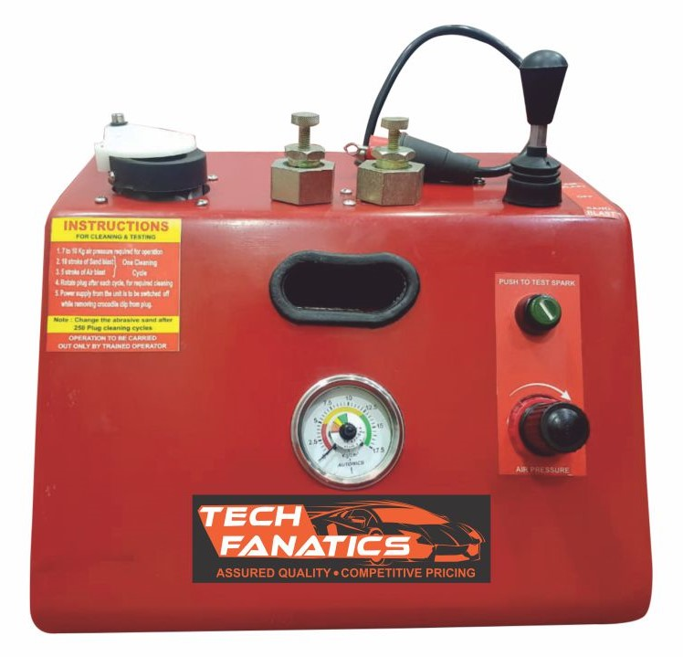 General Service Equipments SPARK PLUG CLEANER (TF-700)