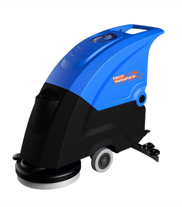 Washing & Dry Clean Equipments AUTO SCRUBBER DRIER (TF-30FC/TF-40FC)